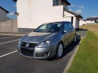 2007/57 Volkswagen Golf GT Sport 170 United Grey