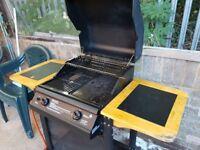 BBQ two burners (used)