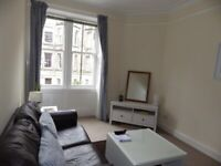 2 bedroom fully furnished first floor flat on Temple Park Crescent, Polwarth