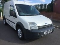 Ford transit connect lwb high top 12 month mot