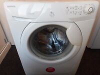 "HOOVER ""OPTIMA"" 6KG/1200 WASHING MACHINE**FULLY WORKING**"
