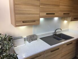 Large 1 bed apartment fully furnished with appliances to let
