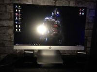 "HP Pavilion 23xi 23"" Full HD IPS Black,Silver computer monitor"