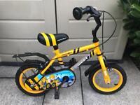 "Apollo Digby Boys Bike 12"" Wheels"