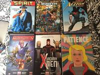 Graphic Novels for sale (comic books)