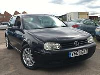 VOLKSWAGEN GOLF 1.8T GTi + FULL SERVICE HISTORY + MOT TILL FEB 2018 + DRIVES SUPERB