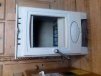 Multi fuel stove, Arrow ecoburn 4