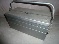 3 tier metal tool box