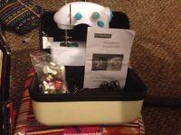 Kids mini sewing machine