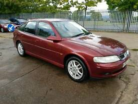 Vauxhall vectra Sri 80k full history