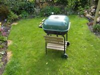 CHARCOAL SQUARE BARBEQUE FOR SALE.