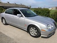 Jaguar S-Type 3.0 V6 Petrol 240bhp Manual (not Mercedes, BMW, Alfa, Audi, VW)