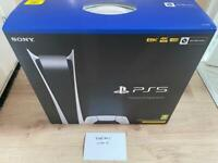 ✅ IN HAND BRAND NEW ✅ Sony Playstation 5 PS5 Digital Edition