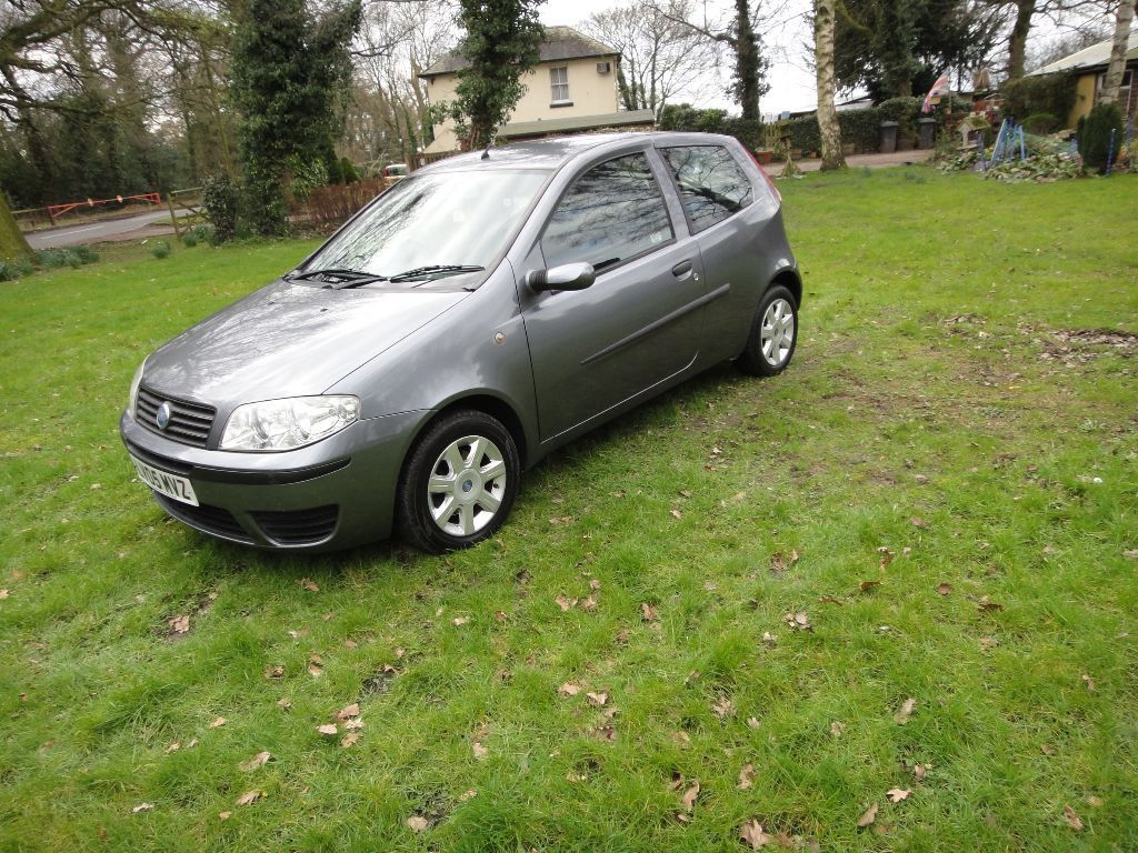 2005 fiat punto 1 3 jtd multijet dynamic 3 door diesel dual logic only 55 000 miles in derby. Black Bedroom Furniture Sets. Home Design Ideas
