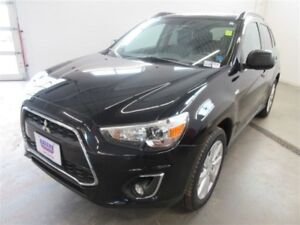 2014 Mitsubishi RVR GT! 4x4! BACKUP CAM! ALLOYS! LEATHER! HEATED