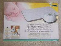 TOMY Movement sensor pad monitor