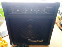 RANDALL 25RXN GUITAR AMPLIFIER 33W