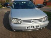 VW GOLF GTI ,12MONTHS MOT SERVICE HISTORY ,BIG BOOT ECONOMICAL TIDY £645 ONO