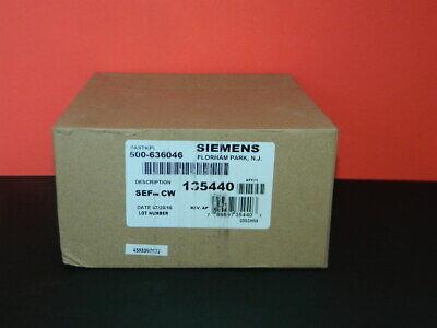 New Siemens Sef-cw Fire Alarm Ceiling Speaker 500-636046