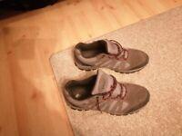 High Tech Walking Boots