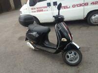 Piaggio VESPA ET4 125cc