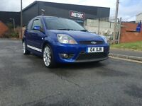 FORD FIESTA ST 2.0 2005 12MONTHS MOT FULL V5 PRIVATE PLATE INCLUDED F/S/H AMAZING CAR TO DRIVE
