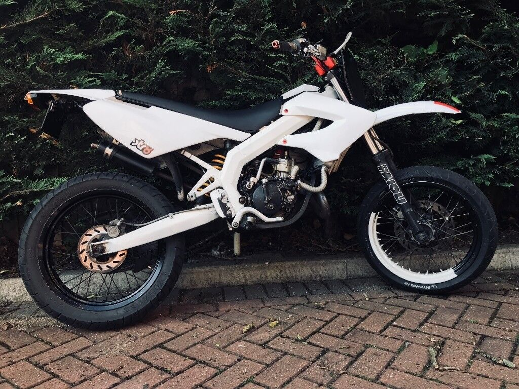 Derbi senda Race Build 80cc (Reg as 50) | in Epsom, Surrey | Gumtree