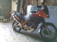 Kawasaki's Kle 500
