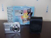 Vivitar Vivicam 5385 with 3x opitical zoom Digital Camera