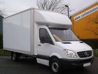 Will beat any quotes Man and Luton Van