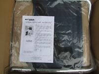 Roma Medical Mobile Wheelchair Style Commode Model: 3175/SB/FR New And Boxed