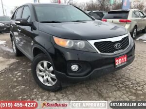 2011 Kia Sorento LX | GREAT DEAL | COME AND SEE YOURSELF