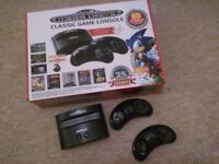 Sega Megadrive Plug N Play-80 games in 1