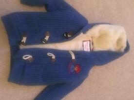 Paddington fleece lined jacket