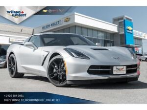 2019 Chevrolet Corvette Stingray | Z51 STYLE SPOILER | BLACK...