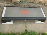 Reebok exercise step / stepper gym