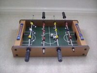 Table football game - half size