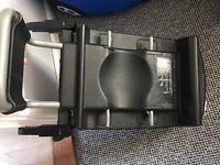 Isofix car seat base