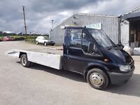2004 FORD TRANSIT 350 LWB TD 2.5 DIESEL 125 BHP RECOVERY TRUCK 3.5 TONNE 12 MONTHS M.O.T