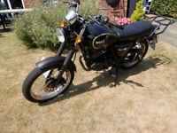 Herald Classic 125 Motorcycle