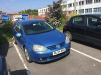 VOLKSWAGEN GOLF 2,0 TDI GT 5 DOOR