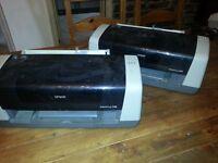 Epson Stylus C46 Printers x3