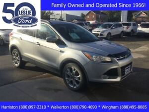 2013 Ford Escape SEL | 4X4 | Certified Pre-Owned Vehicle