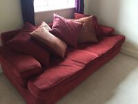 Free Large Sofa - Good Condition, Comfy
