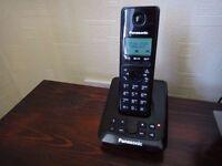 Panasonic DECT Digital Cordless Phone, Built in Answering Machine