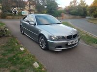Bmw 320D coupe full M style