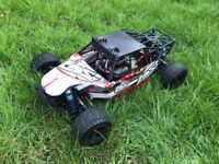 1/5th scale RC car Losi DBXL - brushless converted NOT A TOY