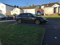 Suburu wrx 2.5 turbo prodrive not m3 or evo rs