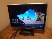 """Emprex 19"""" LCD Monitor with built-in speakers"""