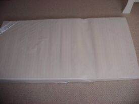 Tomy Mattress for cot Sleep Curve to minimise Flat Head syndrome